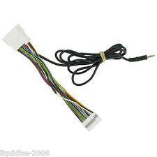 CT29HY02 FITS HYUNDAI IX35 2010 - 2015 AUX IN 3.5MM JACK IPOD MP3 IPHONE ADAPTER