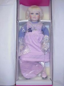 Shelby Marie Osmond Cher à mon coeur poupée Limitée Nib