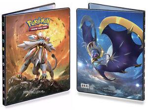 9-Pocket-x-10-Page-Folder-Pokemon-Portfolio-Storage-A4-Album