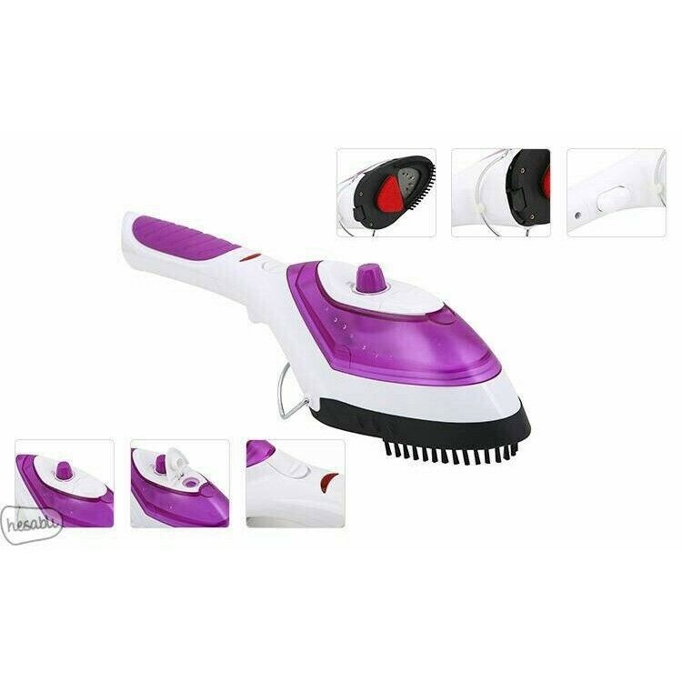 Sokany Steam iron brush and Dry clean with only steam