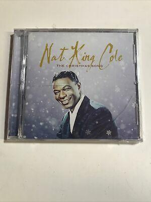 NAT KING COLE - The Christmas Song - CD NEW/SEALED 5099968526023 | eBay
