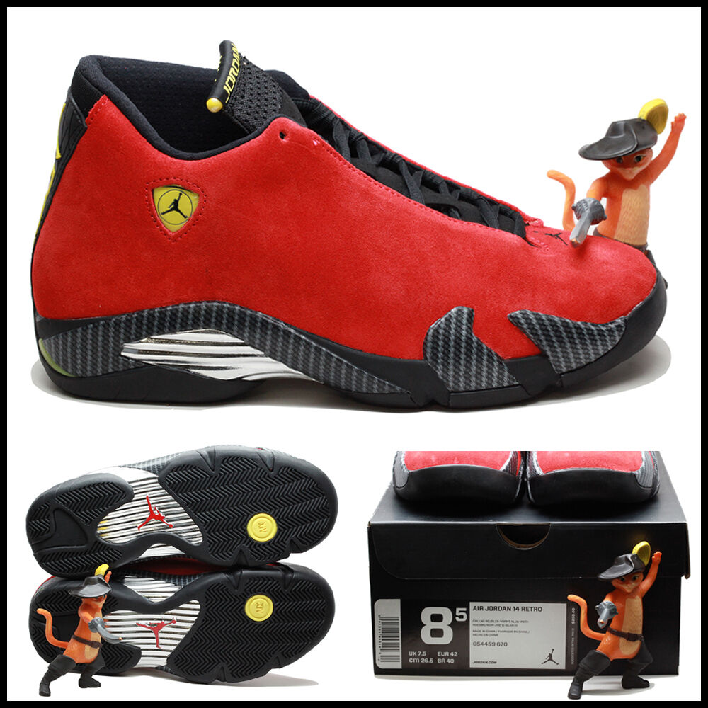 Nike Men's Air Jordan 14 ⅩⅣ Retro