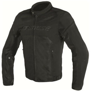 Dainese-Men-039-s-Air-Frame-D1-Mesh-Motorcycle-Jacket-Black-Size-52-EU