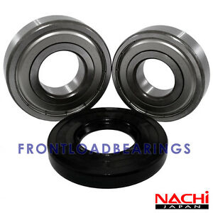 NEW-FRONT-LOAD-GE-WASHER-HIGH-QUALITY-BEARINGS-amp-SEAL-KIT-WH45X10007