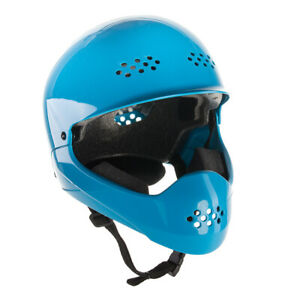 Bell-Children-s-Blue-Full-Face-Bike-Helmet-Safety-Padded-Chin-Guard-Kids-Bicycle