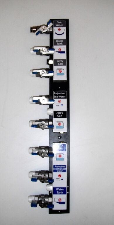 Wassermacher Wassermacher Umhang Mustang 200 Holiday 1800w 200 Mustang Liter/Stunde 230V 668f13