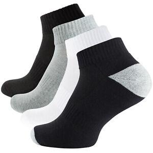schön und charmant Steckdose online 100% original Details zu 3-6 oder 9 Paar Sportsocken Laufsocken Funktions- Kurzsocken  Damen Herren Socken