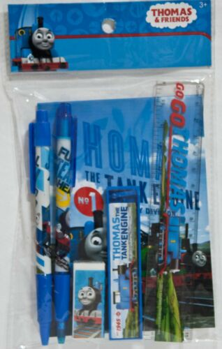 Thomas the Train 8 Packs Of Stationary Set Party Favors School Supplies