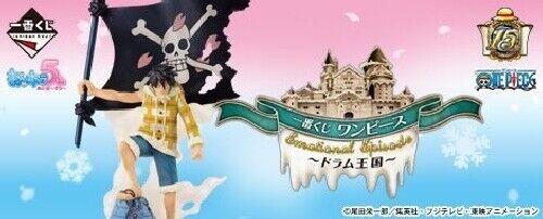 Meisten Lotterie Teile Emotional Folge Trommel Königreich Figur One Piece Neu
