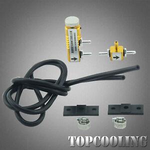 Incabin-Adjustable-Turbo-Manual-Boost-Controller-Valve-Fitting-Kits-Yellow
