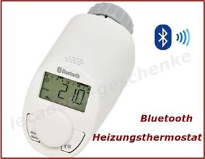 eq 3 bluetooth smart heizk rperthermostat heizungssteuerung thermostat. Black Bedroom Furniture Sets. Home Design Ideas