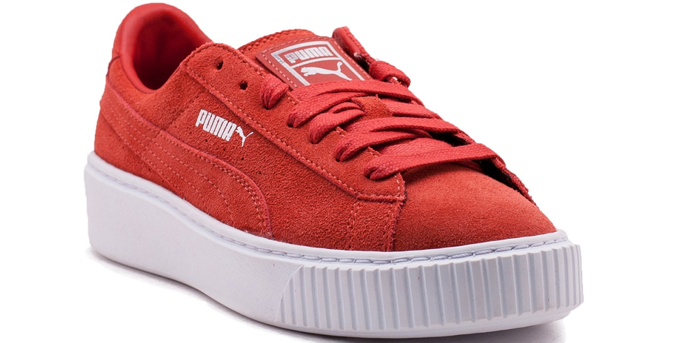 PUMA SUEDE PLATFORM 36-41 NEW NEW NEW  plateau basket vikky fenty creeper speed cat 535fdf