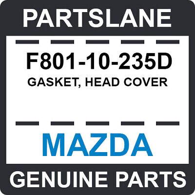 Mazda F801-10-235D Engine Cylinder Head Gasket Set