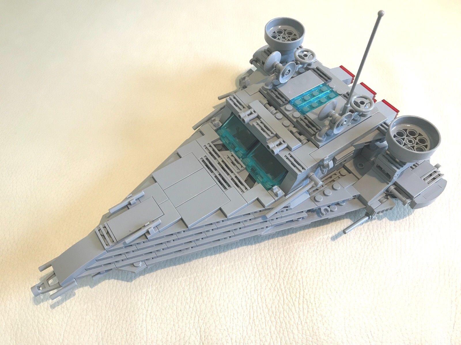 Lego STAR WARS - IMPERIAL DESTROYER - my my my design ver2 - 100% lego parts ONLY 4b80de