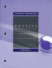 Student Workbook, Volume 2 (Chapters 16-19) for Physics for Scientists and Engin