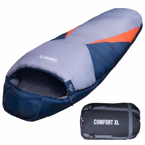 23 ° C Explorer hiver sac de couchage Comfort XL 4 Saisons Sac De Couchage Biwak Large