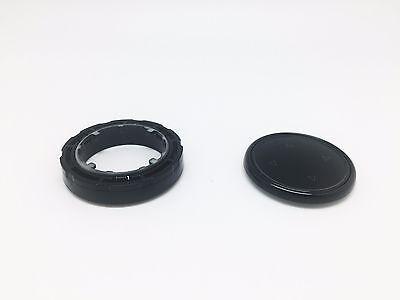 Black Replacement Bigger Multimedia Audio Knob For BMW F20 F30 F32 F33 F34 F10