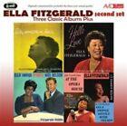 Three Classic Albums Plus 5022810312222 by Ella Fitzgerald CD