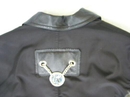 Kyuso Schwarz Designer amp; Mit Jake 42 Gr 40 Jacke neu Klasse blazer Egidio twrtxSB8q