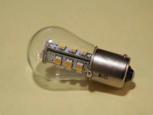 *NEW* RV-1141-LED 12V 1W 3200K 90LM  LIGHT BULB RV CAMPER BOAT  MARINE O.E.M.