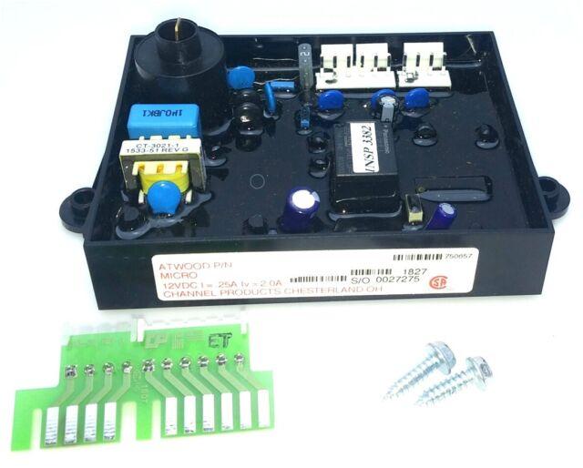 atwood circuit board 93305 information of wiring diagram u2022 rh kimskloset co PN 93851 Atwood Atwood Circuit Board 93257