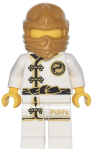 Lego New Sally from Set 70620 Ninja Ninjago Movie Minifigure Figure