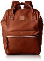 Anello Japan Synthetic Leather Backpack Large AT-B1211 Brown F/S