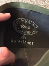 RARE --- British Army 44 Pattern 1944 Webbing Rubberised Jungle Mess Tin Bag SAS