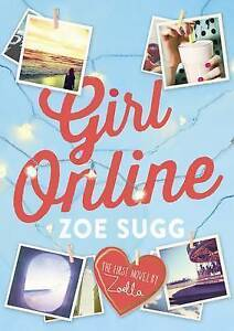 Girl-Online-Sugg-Zoe-Zoella-Used-Book-Fast-Delivery