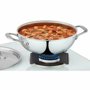 Borosil-Stainless-Steel-Kadhai-2-5-Litres-Silver-Best-Kitchen-Appliances