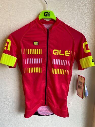 Women/'s Small Alé Cycling PRR Strada Short Sleeve Jersey