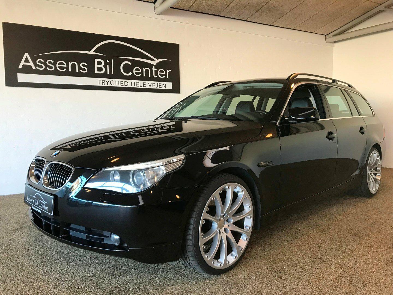 BMW 530i 3,0 Touring aut. 5d - 149.800 kr.