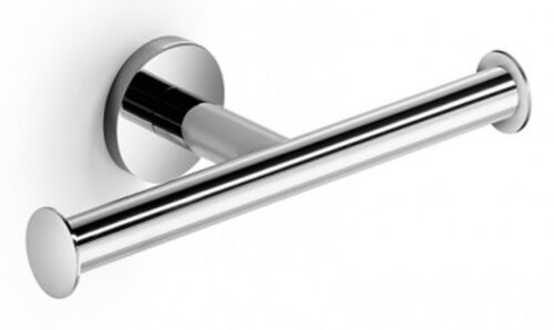 Lineabeta Napie Double Toilet Roll Holder Chromed Brass