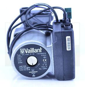 VAILLANT-ECOMAX-VU-635-E-amp-VUW-835-E-BOILER-PUMP-WITH-2-PLUGS-160959