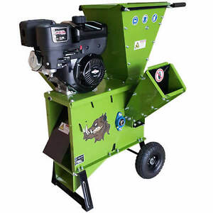 yard machine 10 hp chipper shredder