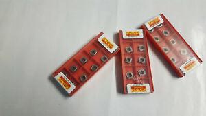 10 pcs SANDVIK carbide drill inserts 880-05 03 W08H-P-GR 4324