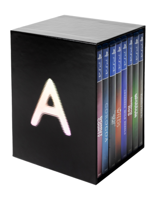 Annapurna Interactive Ultimate PS4 Collection US Import Neuf sous