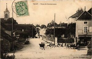 CPA-Valay-Route-de-Chaumercenne-636784