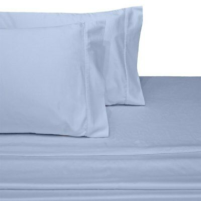 Twin Size Fitted Economy Sheet Color White Pkg Two Dozen