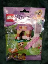 Lego Friends pet  Puppy s Playhouse dog house new in bag  41025 39 pcs series 3