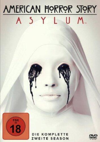 1 von 1 - American Horror Story: Asylum Staffel 2 NEU OVP 4 DVDs