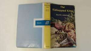 Acceptable-The-Kidnapped-King-Ralph-Arnold-The-hinges-are-in-good-condition