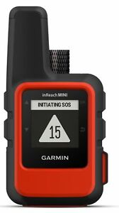 Garmin inReach Mini Orange Travel Lighter Communicate Smarter 010-01879-00