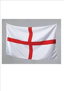 5ft-x-3ft-St-George-Cross-England-Flag-With-Eyelets-Supporters-World-Cup-P655