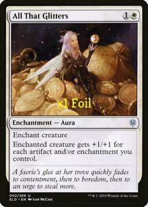MTG-Foil-ELD-All-that-Glitters-MINT