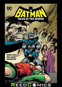 232 Pages BATMAN TALES OF THE DEMON HARDCOVER New Hardback