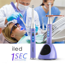 Cordless Dental Iled Curing Light 1second Cure Lamp 2300mw Woodpecker Dte Style