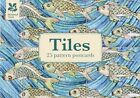 Tiles Design Postcard Book The National Trust 1909881473