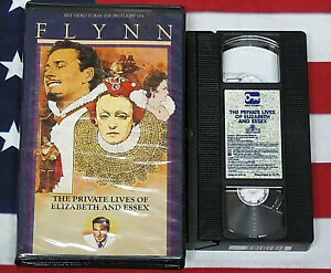 The-Private-Lives-of-Elizabeth-and-Essex-VHS-1939-Bette-Davis-Errol-Flynn