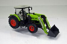 Wiking 036311 Traktor Claas Arion 630 mit Frontlader FL 150
